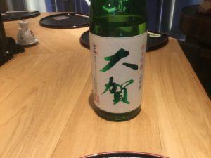 大賀 純米吟醸(福岡)