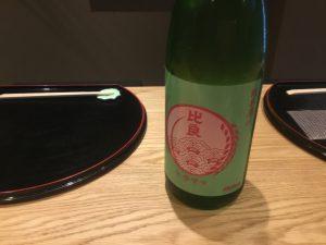 比良松 純米65