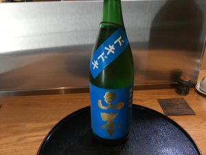 日本酒(夏酒)新入荷! ドキドキですよーっ♪