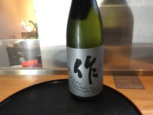 日本酒新入荷♪ 2018サケコンペティション 純米大吟醸部門GOLD4位受賞酒ですよー!
