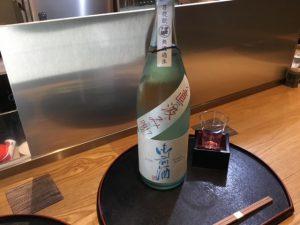 日本酒新入荷♪  今日は月曜日!男性限定割引デーですよー♪
