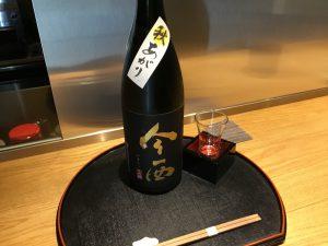 本日もいい日本酒入ってますよーっ♪