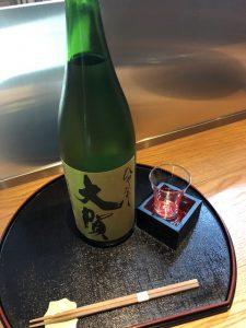 日本酒新入荷♪ 今回もひやおろしですよー♪