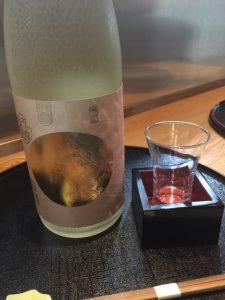 福岡、博多の今日はマフラーいらず? 新しい日本酒入ってますよーっ♪