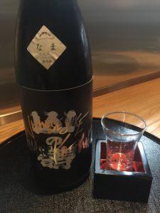 福岡、博多の週明けは雨(ノ_<) 新しい日本酒、入荷しました
