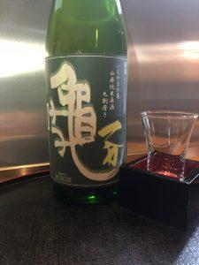 福岡、博多の今週末は寒くなる? おもしろい日本酒新入荷!