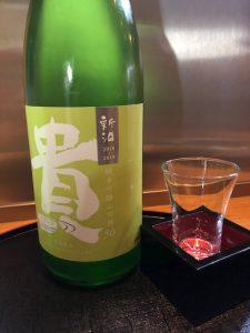 福岡、博多は少し肌寒く… 今日も日本酒ご紹介致します♪