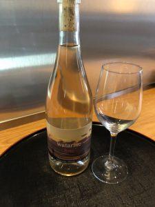 福岡、博多の今日は曇り後雨 今日のご紹介は日本酒ではなく福岡産のワインです♪